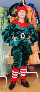 Elf de catifea